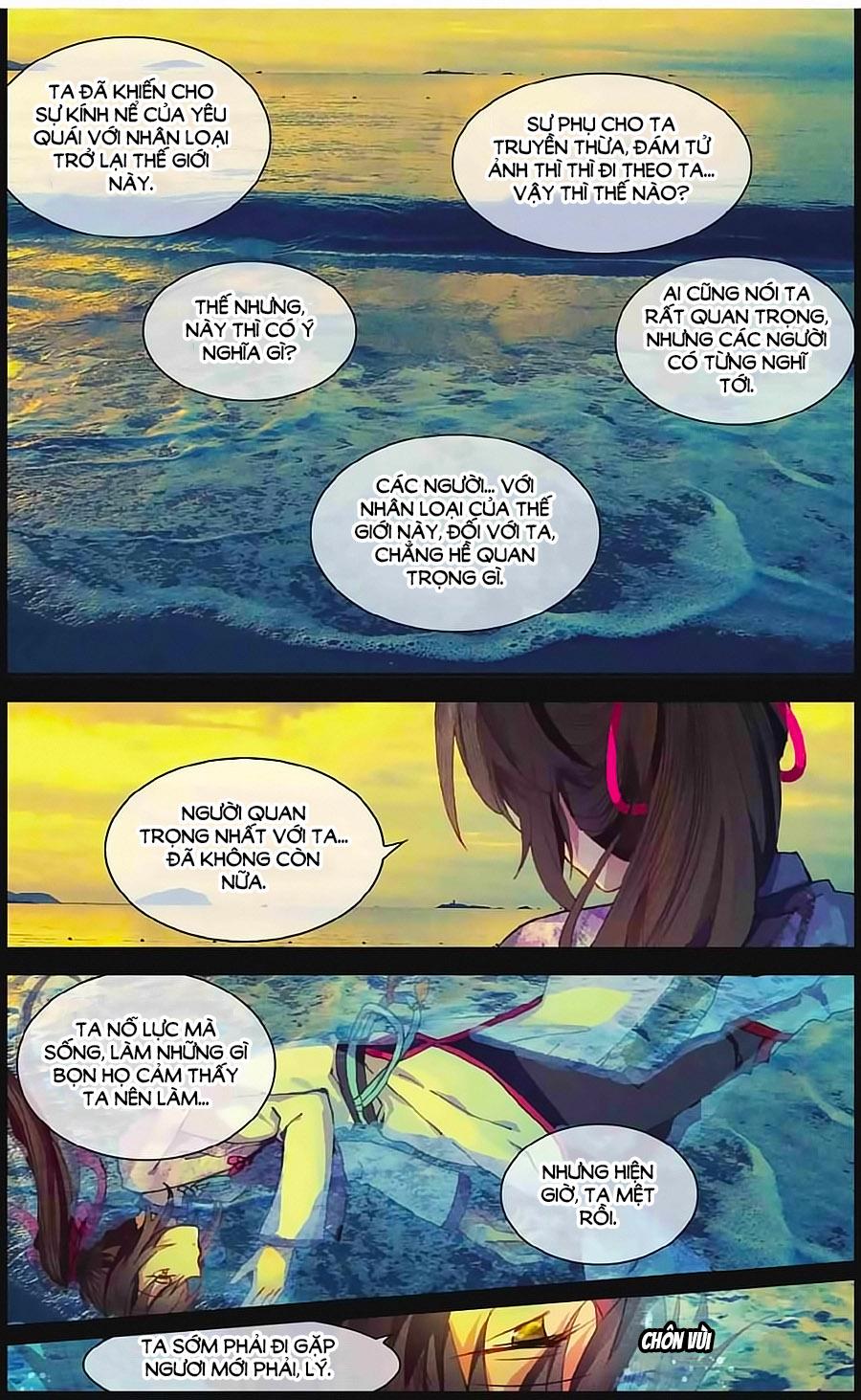 Thiên Hành Thiết Sự chap 71 page 22 - IZTruyenTranh.com