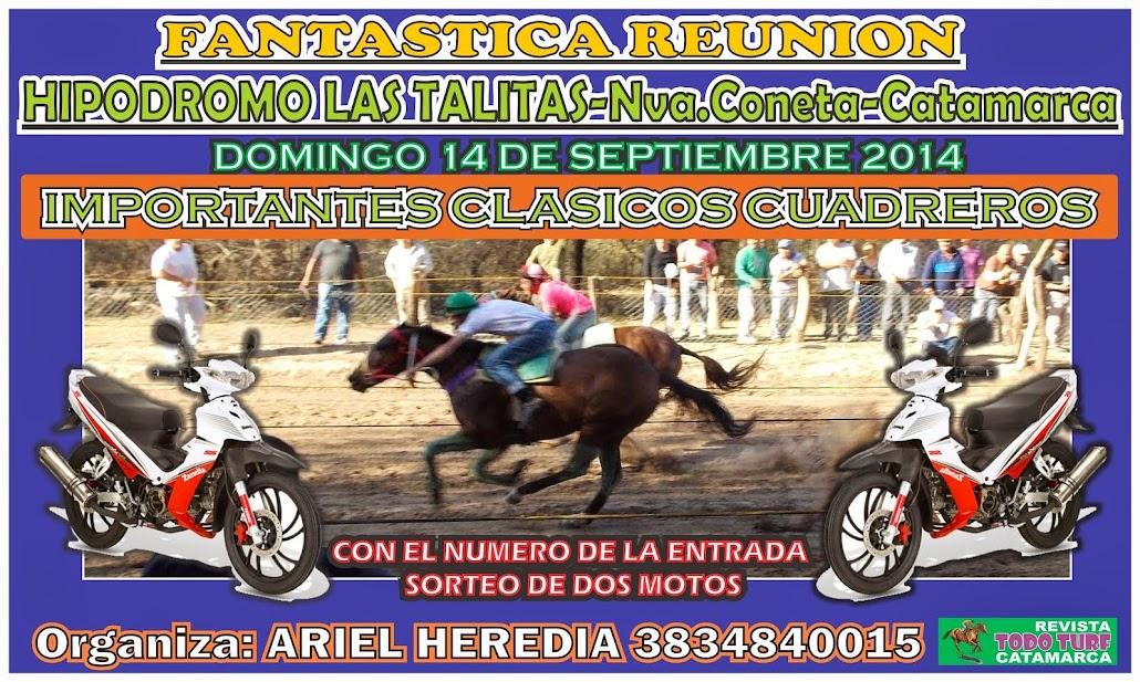 LAS TALITAS 14/09/2014