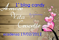 Blog candy di AmoreVitaCrocette