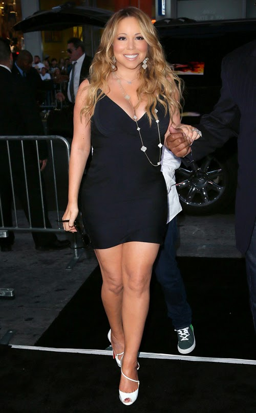 Mariah Carey Latest Photo July 2014