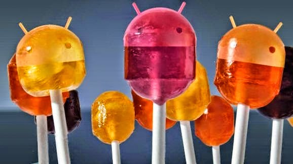 Android 5.0 Lollipop و Nexux 6 و Nexux 9 و Nexux Player