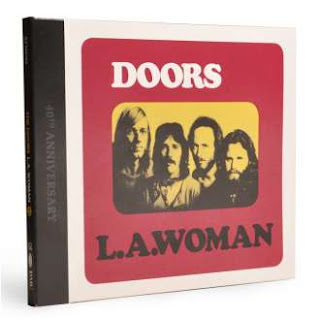 The Doors - 'L.A. Woman' 40th Anniversary Edition CD Review (Rhino)