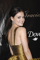 Lucy Hale 36th Annual Gracie Awards Gala at The Beverly Hilton hotel