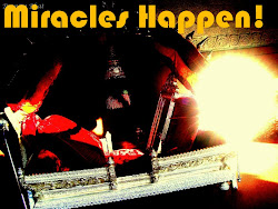If you believe in Miracles, visit my other blog!