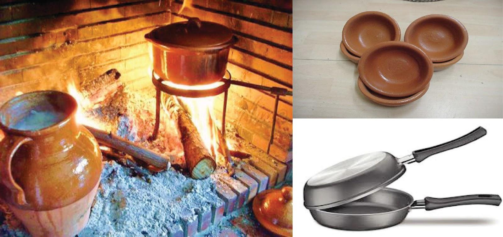 Cocina habitus e identidad la importancia de las cosas for Objetos para cocinar