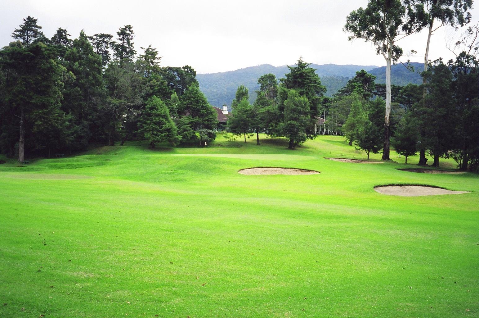 Sri Lankan Spirit Play Golf In Sri Lanka