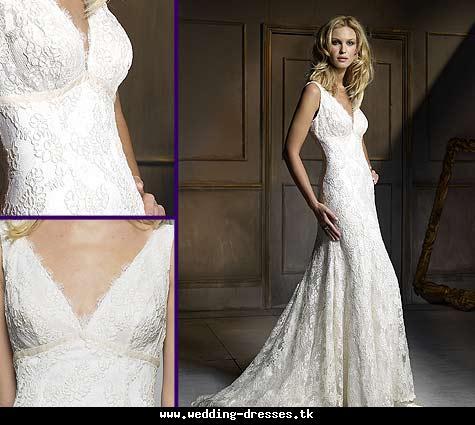 Wedding Clothes Collection: Plain Wedding Dress Pics