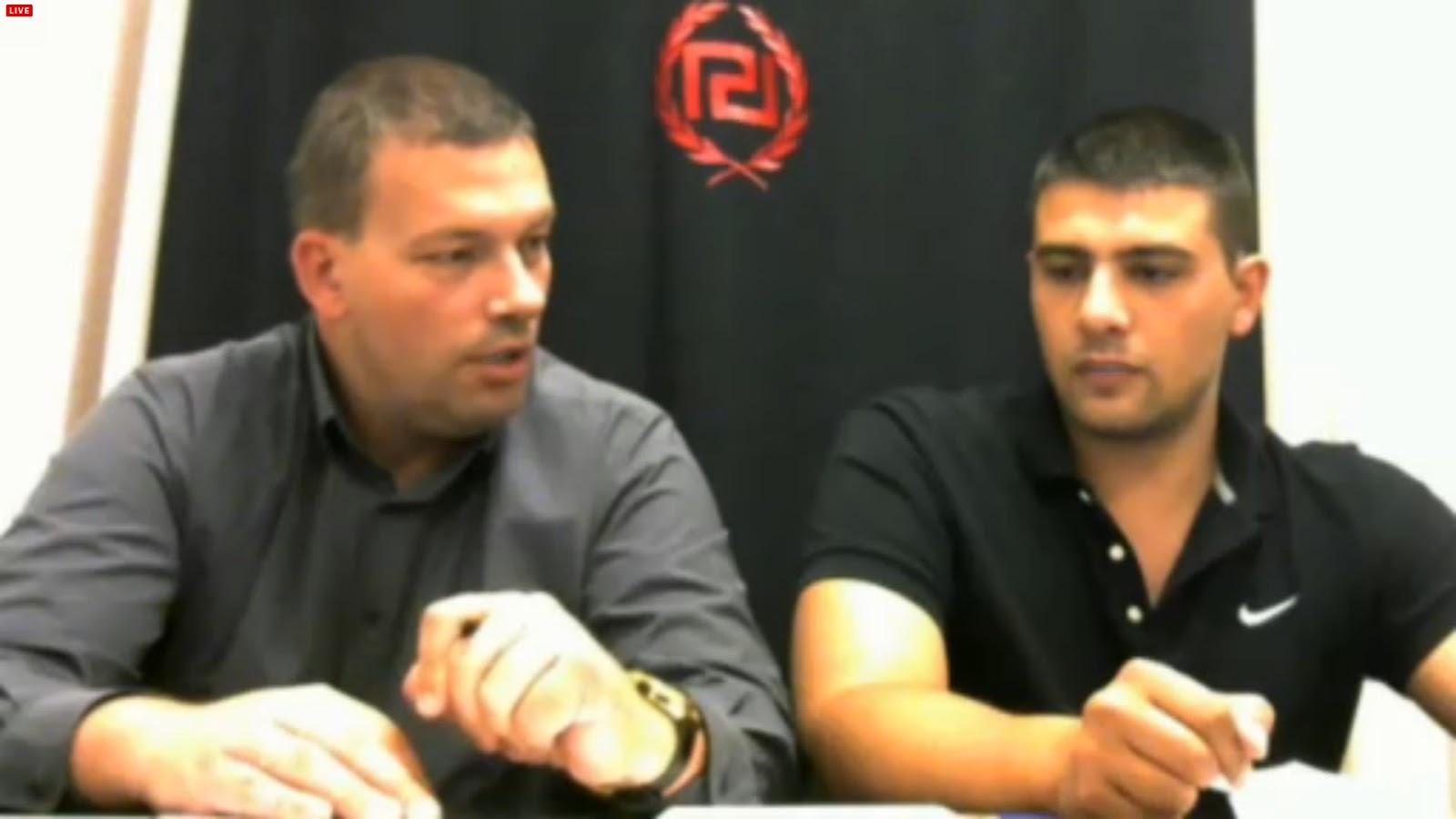 Ζωντανά η πολιτική εκπομπή της Χρυσής Αυγής από την Θεσσαλονίκη στο Xagr.net