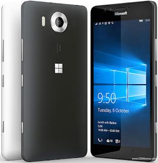 Microsoft Lumia 950 Smartphone Windows 10 Harga Rp 8.9 Jutaan