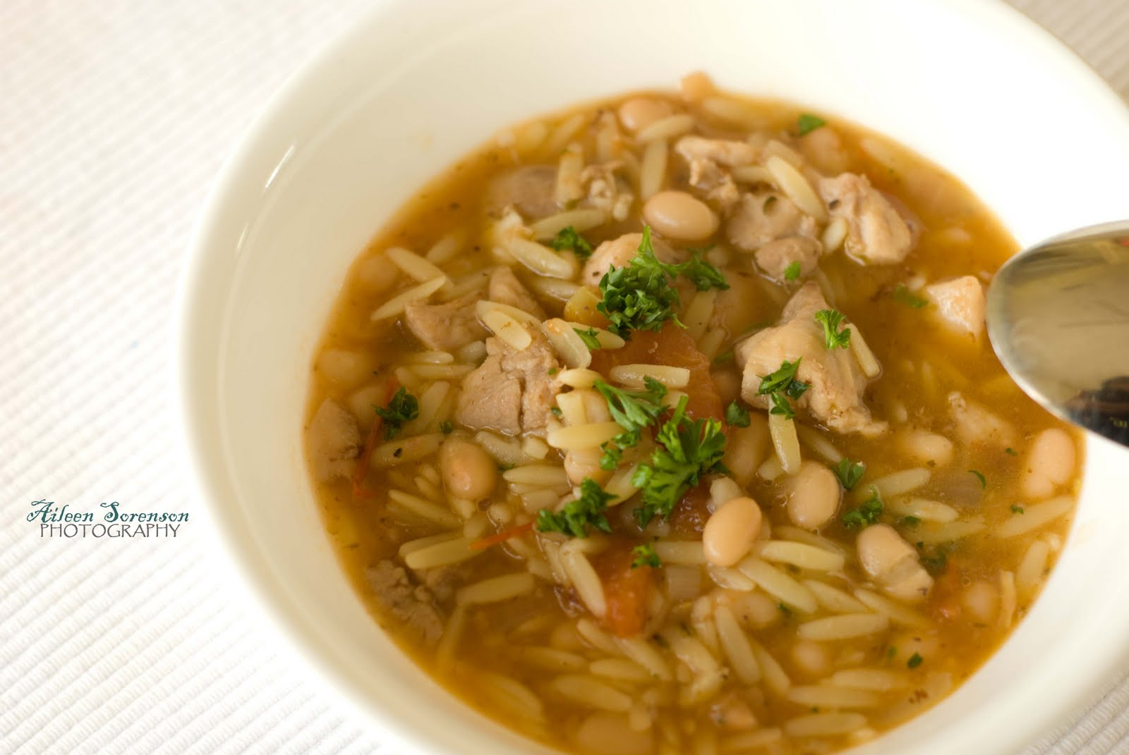 Aiz Cooking Journal: Chicken and White Bean Soup