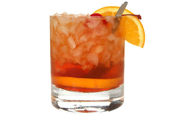 An Old Fashioned is a popular drink of Wisconsin. Most people actually ...