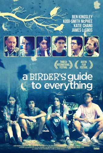 A Birder's Guide to Everything 2014 Bioskop