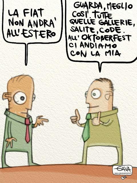 Gava Satira Vignette Oktoberfest