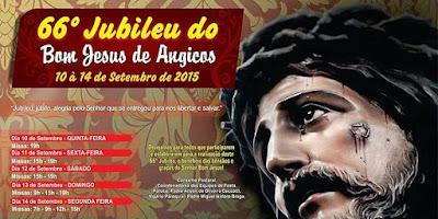 Comemorações do Jubileu de Bom Jesus de Angicos