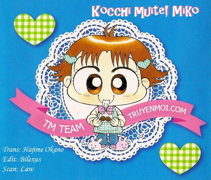 Kocchi Muite! Miiko chap 4 - Trang 1