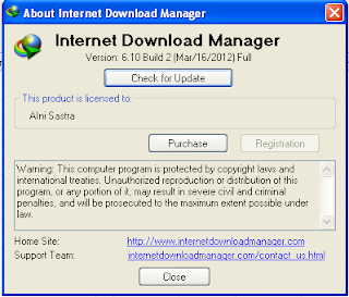 New Download IDM 6.10 Full Version + Patch and Serial Number (SN)