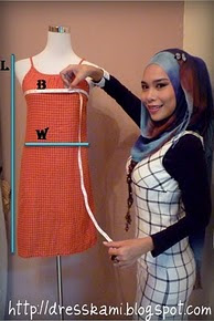 HOW TO MEASURE UR DRESS SAIZ?