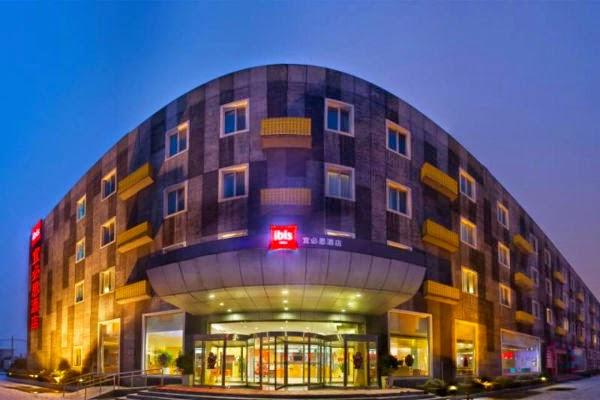 Ibis hotel in Beijing Airport