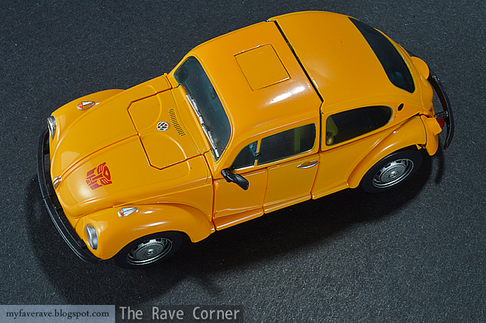 The Rave Corner Takara Mp 21 Masterpiece Blebee With Exosuit Review Rh Myfaverave Blo Com Car First Movie