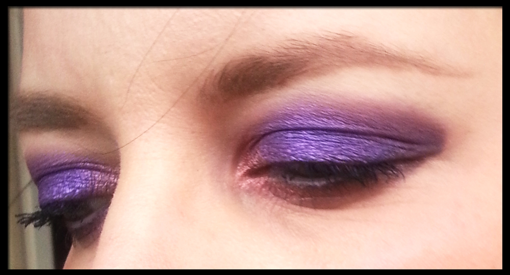 MAC Pigment in Violet - Makeup