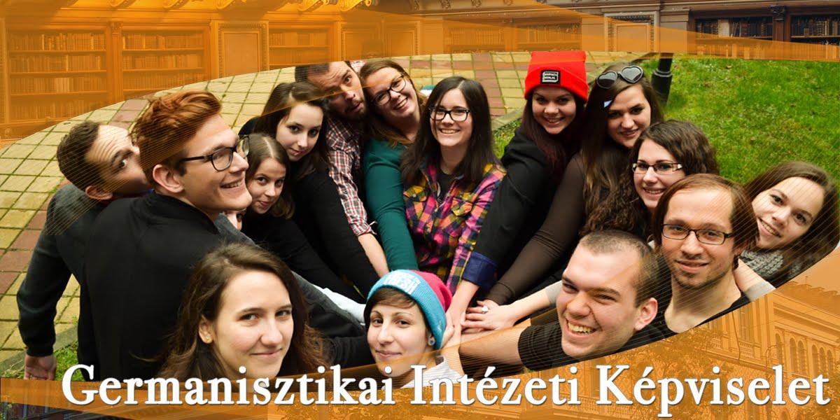 Germanisztikai Intézeti Képviselet