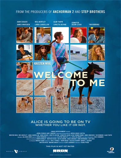 Ver Welcome to Me (2014) Online