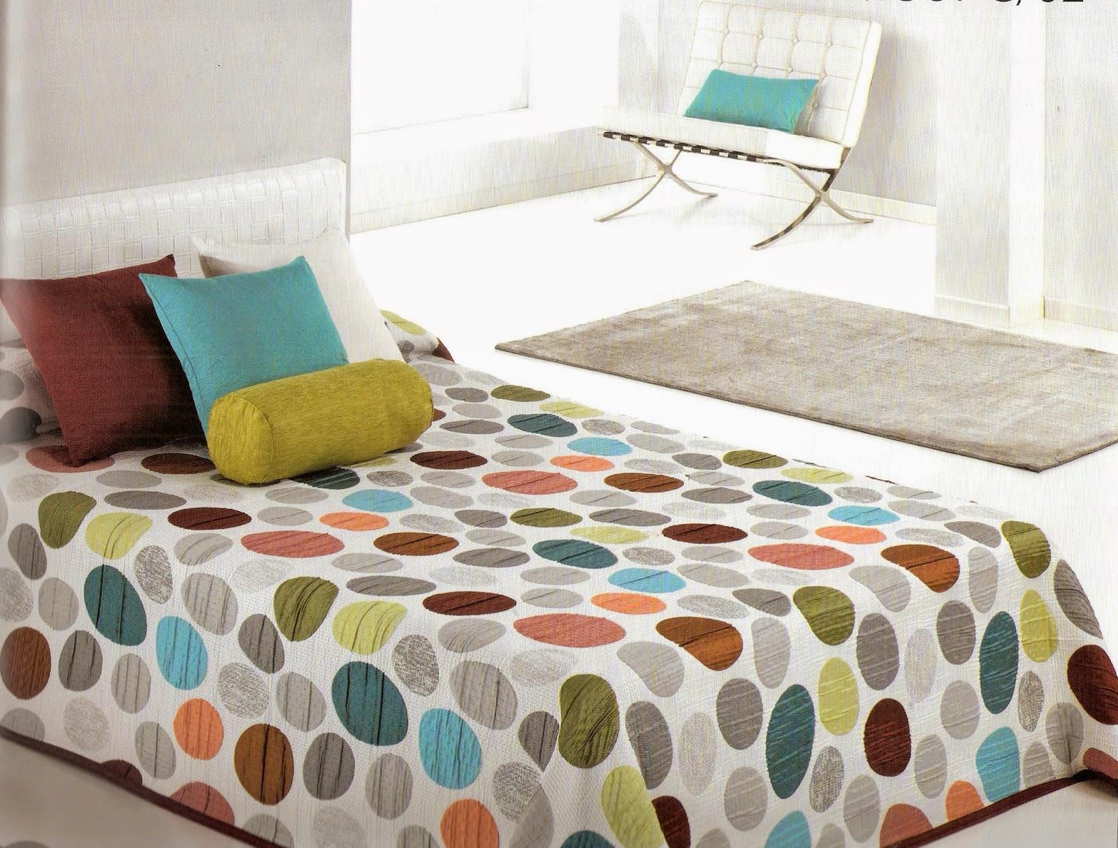 Colchas de verano reig marti 2015 for Ikea colchas cama