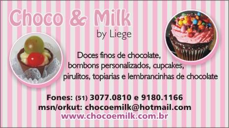 Choco & Milk By Liege