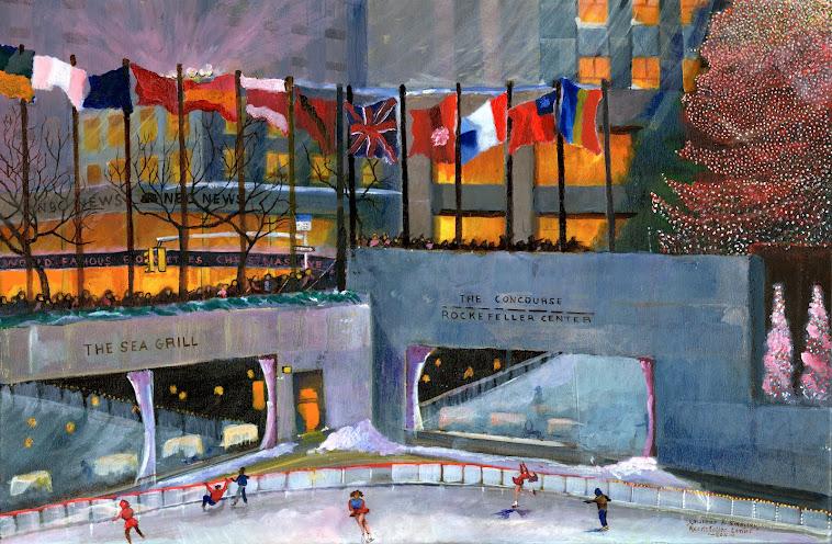Rockefeller Center, NY