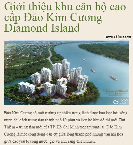 Diamond Island - Introduction Senior Apartments Diamond Island