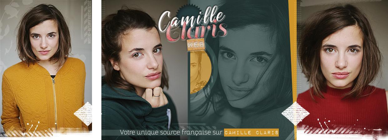 Camille Claris Web