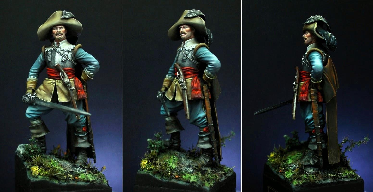 The Mercenary por Rafa Coll