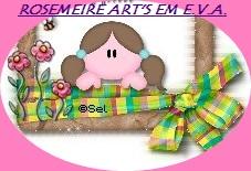 ROSEMEIRE ART'S EM E.V.A.