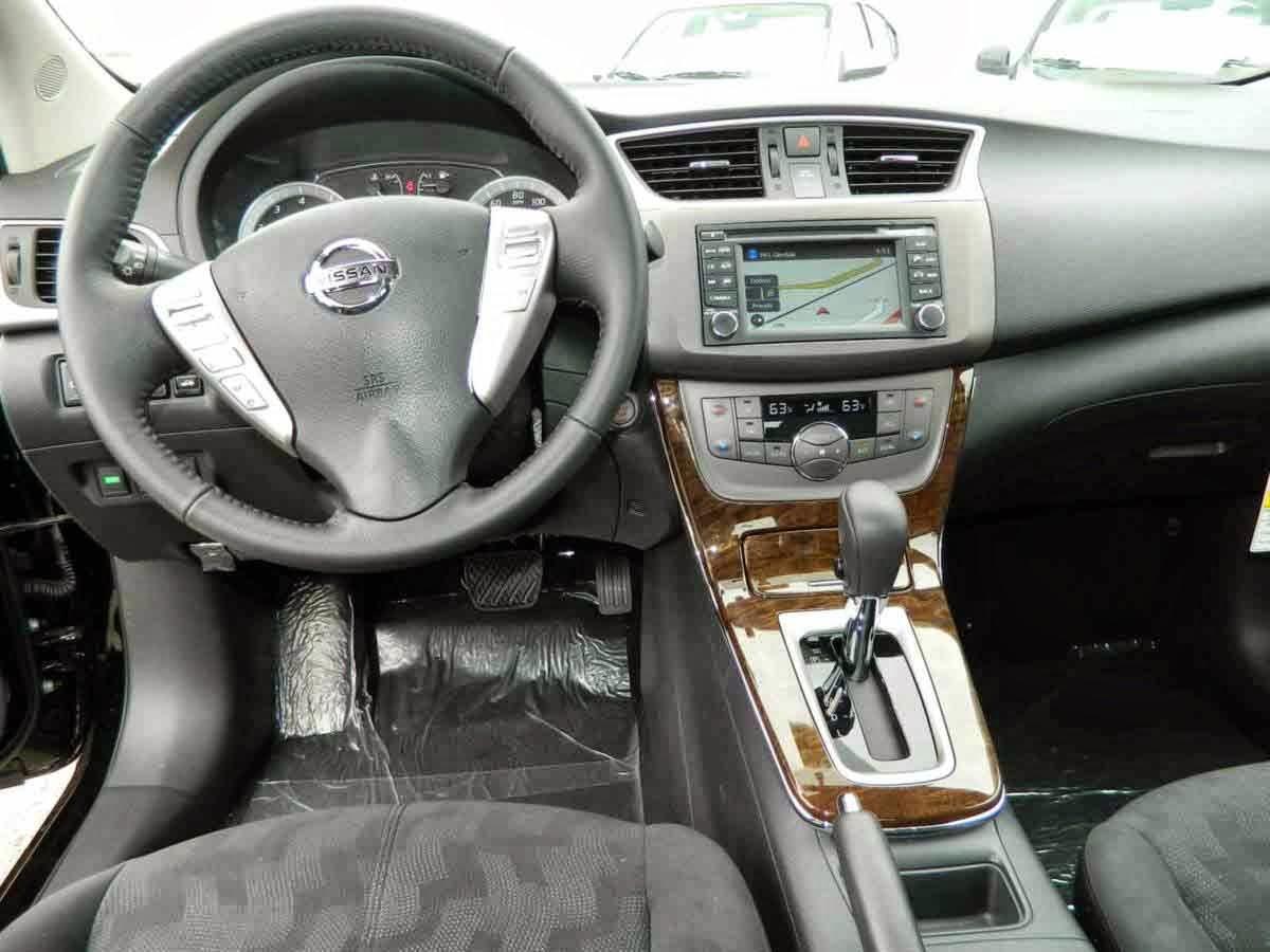 carro on Novo Nissan Sentra 2014