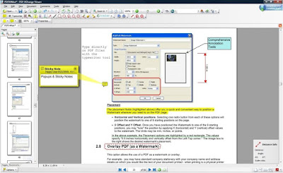 PDF-XChange Viewer Pro Screenshot 1