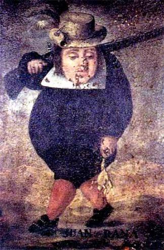 Juan Rana: Un actor gay en la corte de Felipe IV