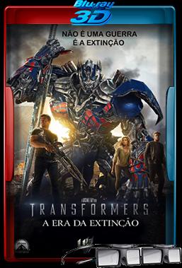 Transformers A Era da Extinção Torrent Dual Audio