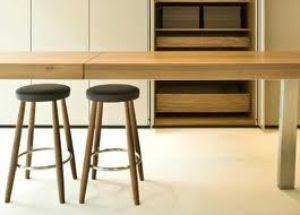 Mesas altas de cocina elegancia para su cocina mesas de - Mesas cocina altas ...