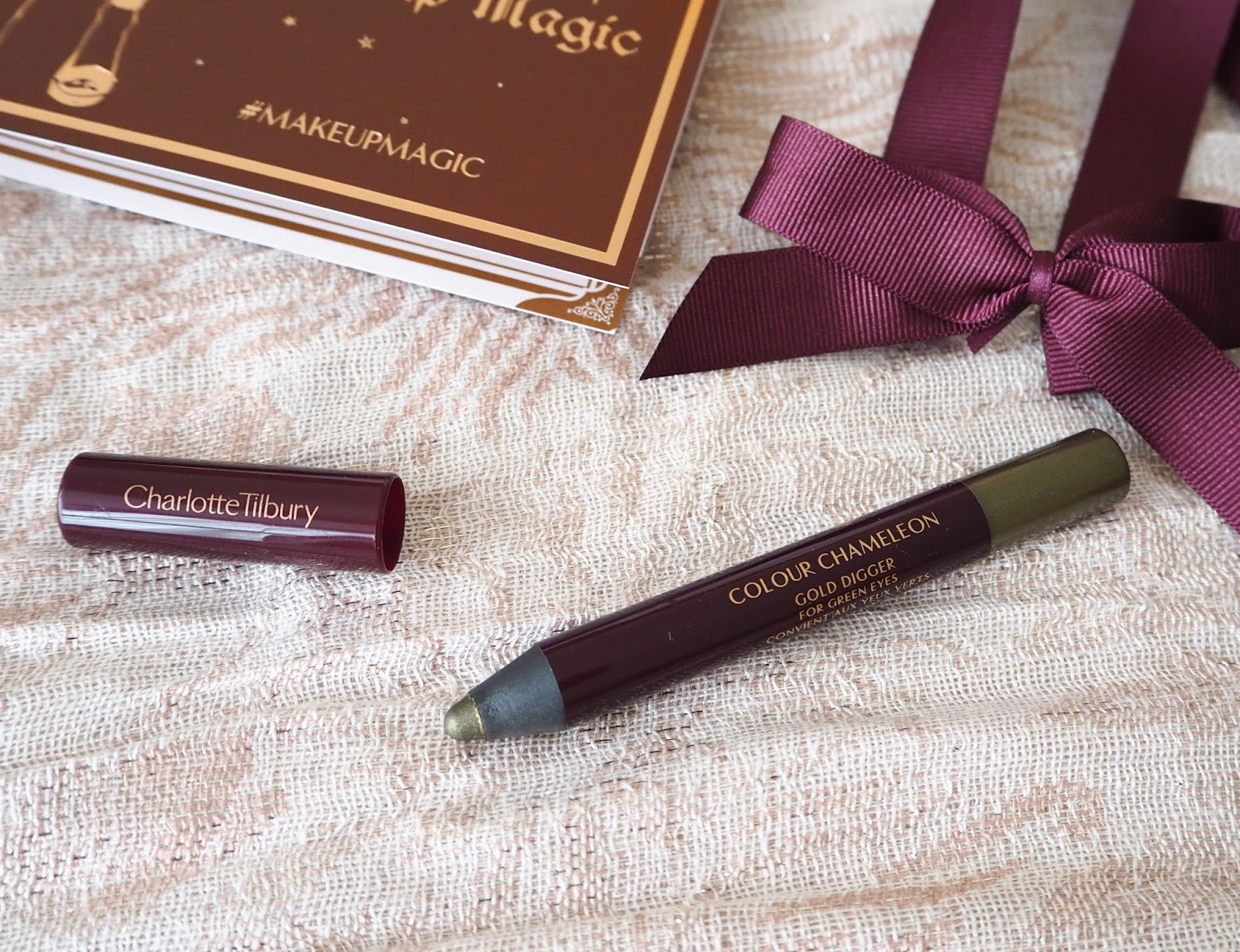 Charlotte Tilbury Eye Makeup: Nocturnal Cat Eyes & Colour Chameleon | Katie Kirk Loves