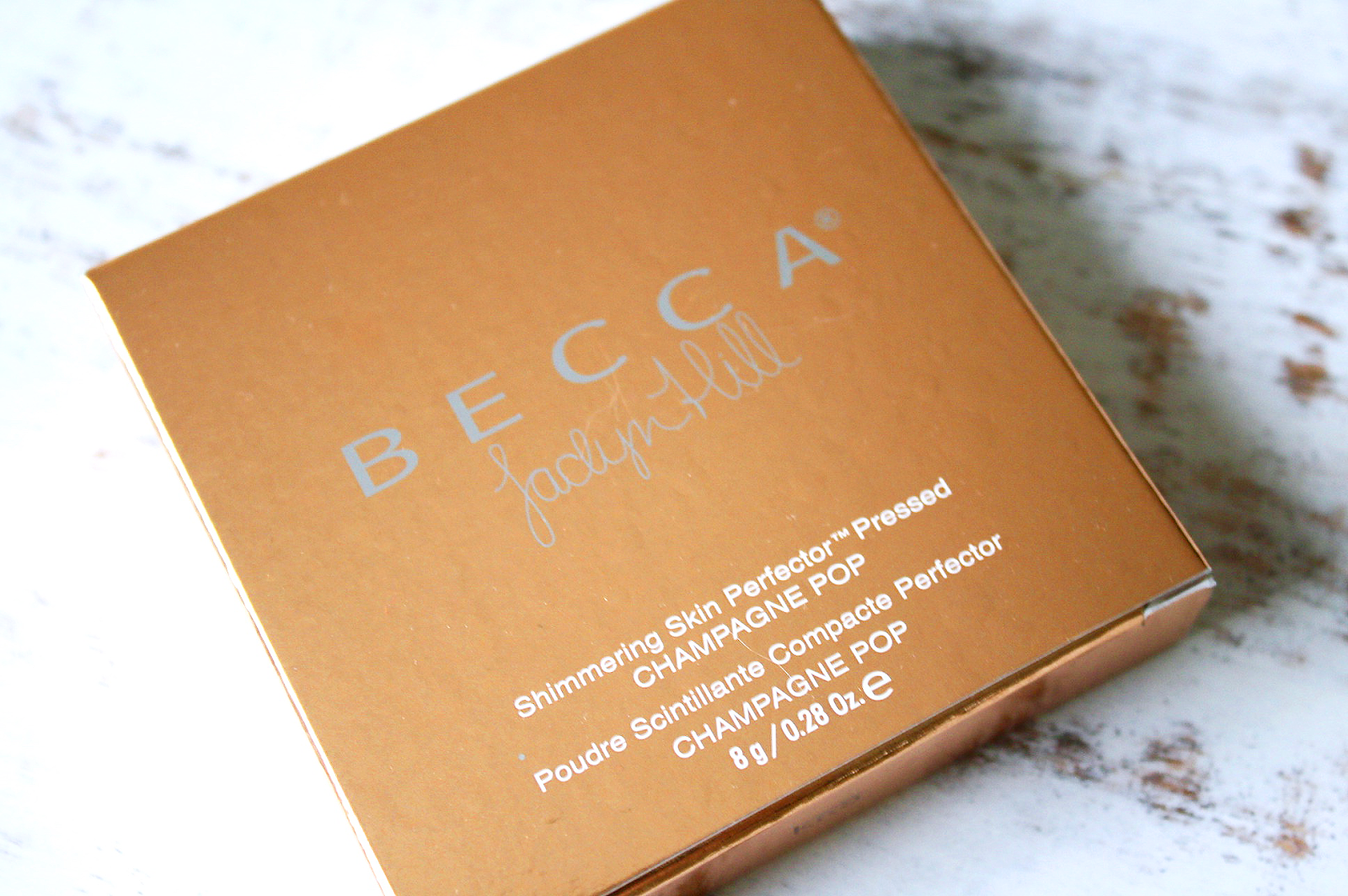 Becca Shimmering Skin Perfector Pressed Review