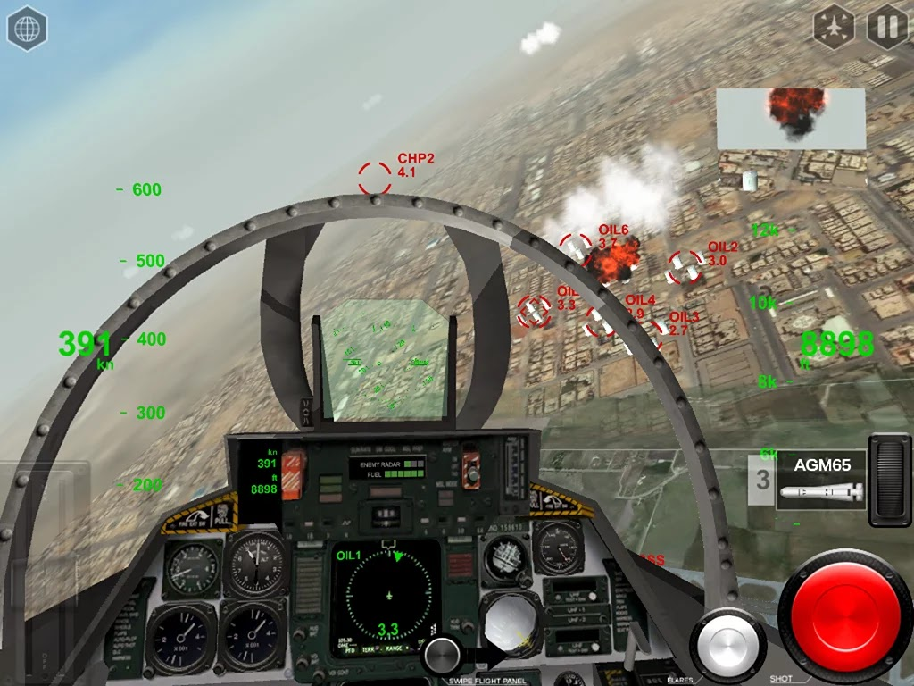 Screenshot AirFighters Pro