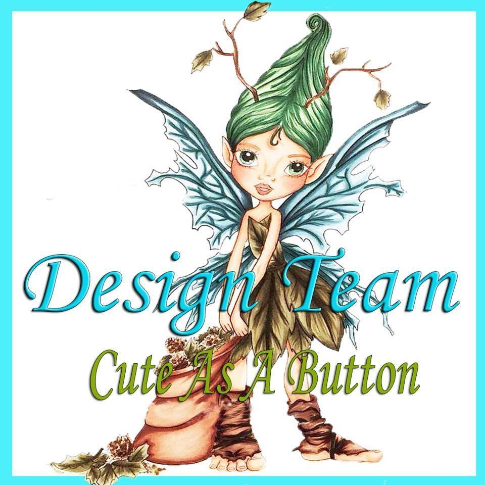 I Design For Cute As A Button