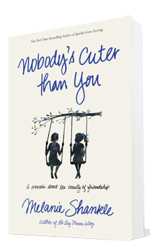 While I'm Waiting...Friday Favorites - one of my favorite books - Nobody's Cuter than You