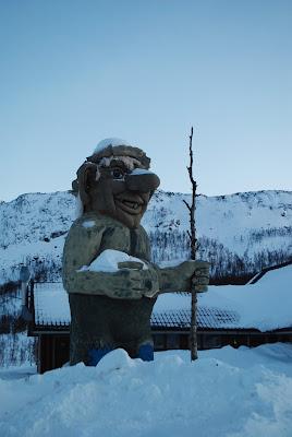 ナルヴィクというノルウェーの街までドライブ2