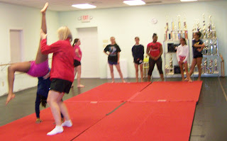 recreational tumbling classes charlotte north carolina