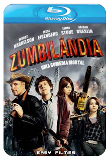 Download Zumbilândia: Blu-Ray Rip 720p - Dublado Torrent (Easy Filmes)