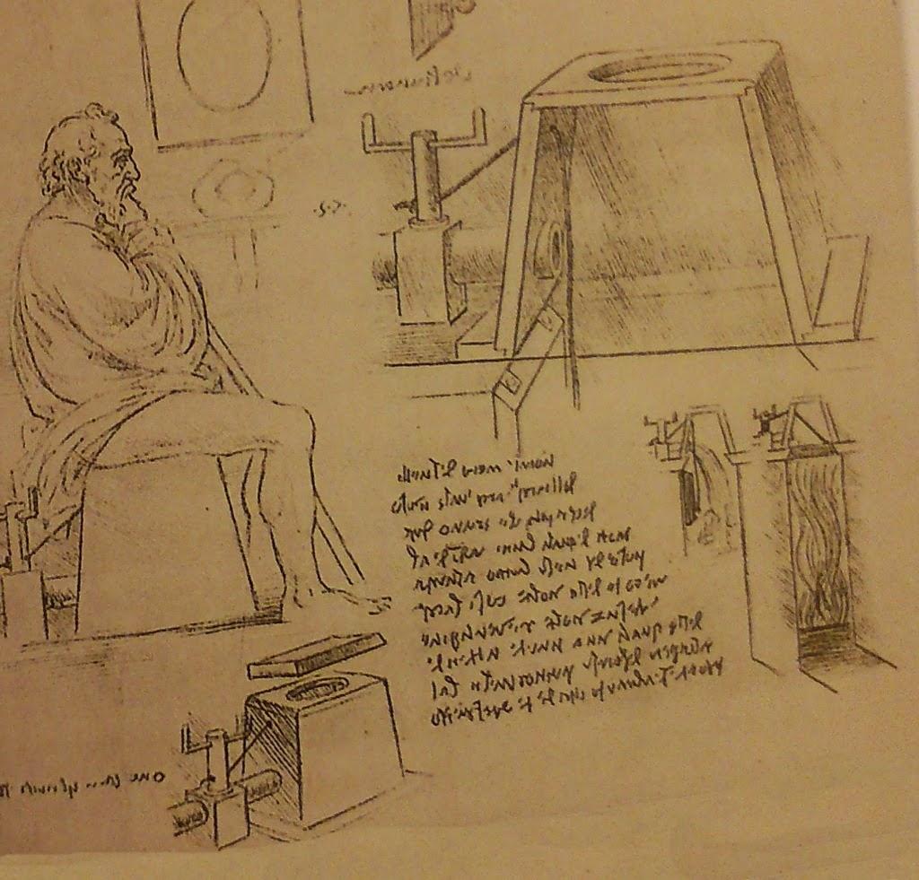 Leonardo da Vinci diseñó también un excusado