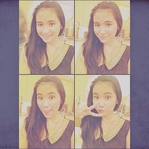 ANING PRATIKNO☮: Ashilla's Instagram