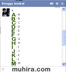 Emoticon Chat Facebook Terbaru
