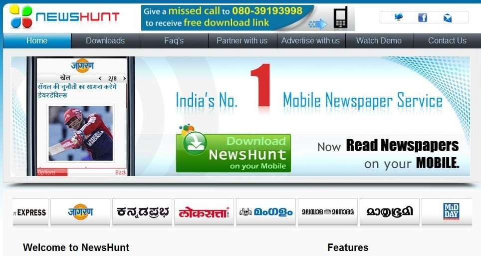 indian regional newspapers vs english newspapers Advertisement india has a wide network of newspapers, covering all states and   you can book your advertisement in any newspaper– national or regional or.